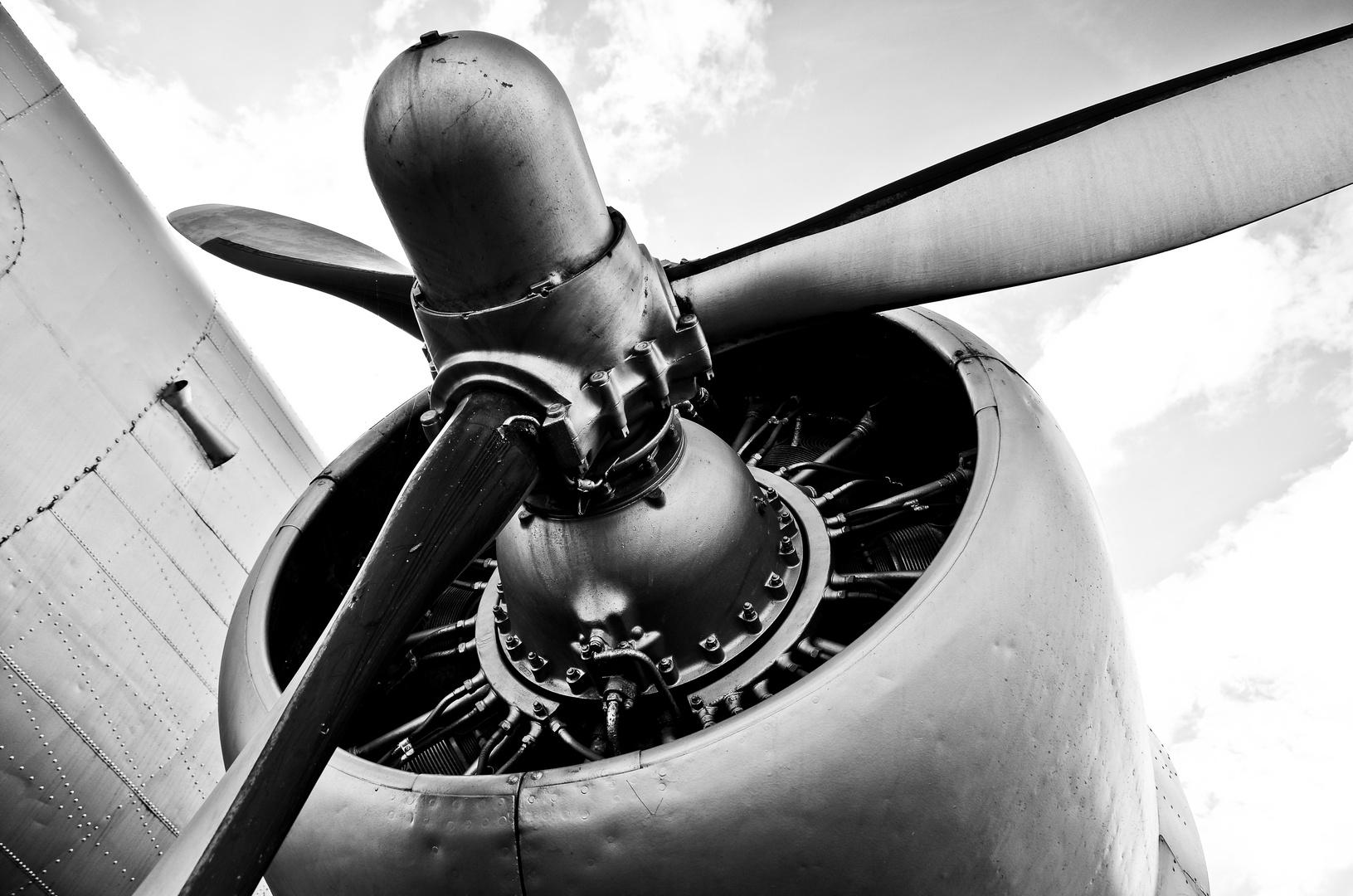 Oldtimer Propeller
