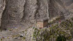 Oldtimer-Rallye in Graubünden