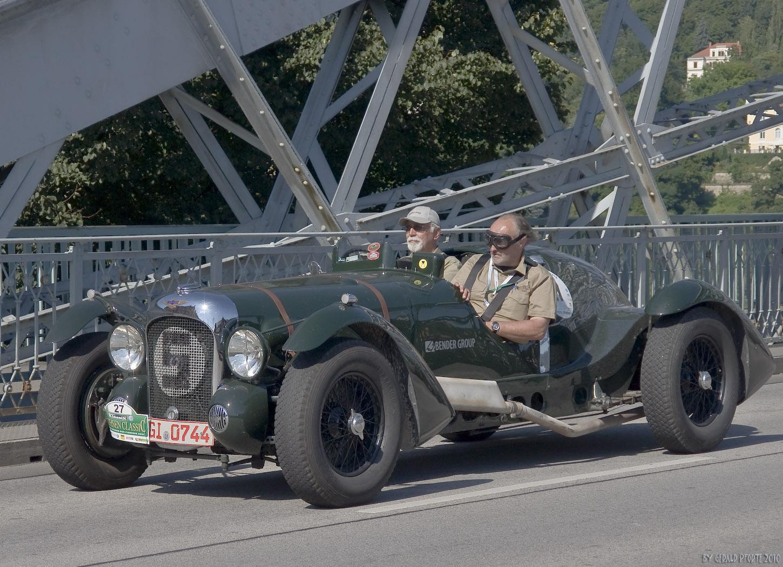 Oldtimer-Rallye Sachsen Classic 2010...