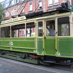 Oldtimer Straßenbahn