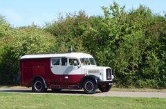 Oldtimer Wohnmobil, Bj. 1964