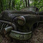 Oldtimerfriedhof - Buick