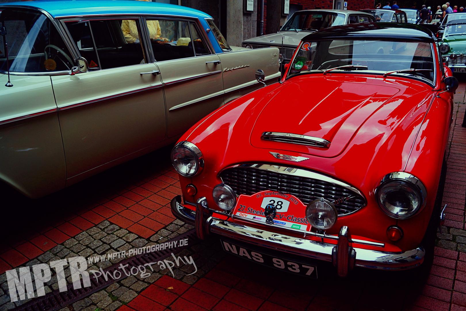 Oldtimerrally Essen-Steele 2