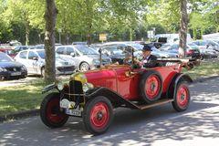 Oldtimertage Bad Bellingen - Am Kurpark