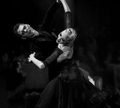 Olga Kulikova&Dmitry Zharkov beim Langsamen Walzer