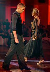 Olga Kulikva&Dmitry Zharkov beim Tango