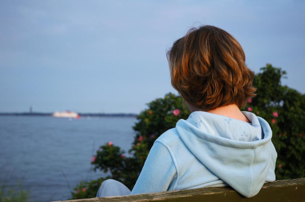 Olga und das Meer