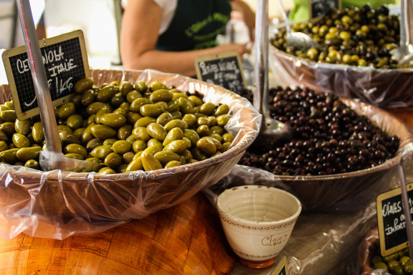Olives du Marché Provençal