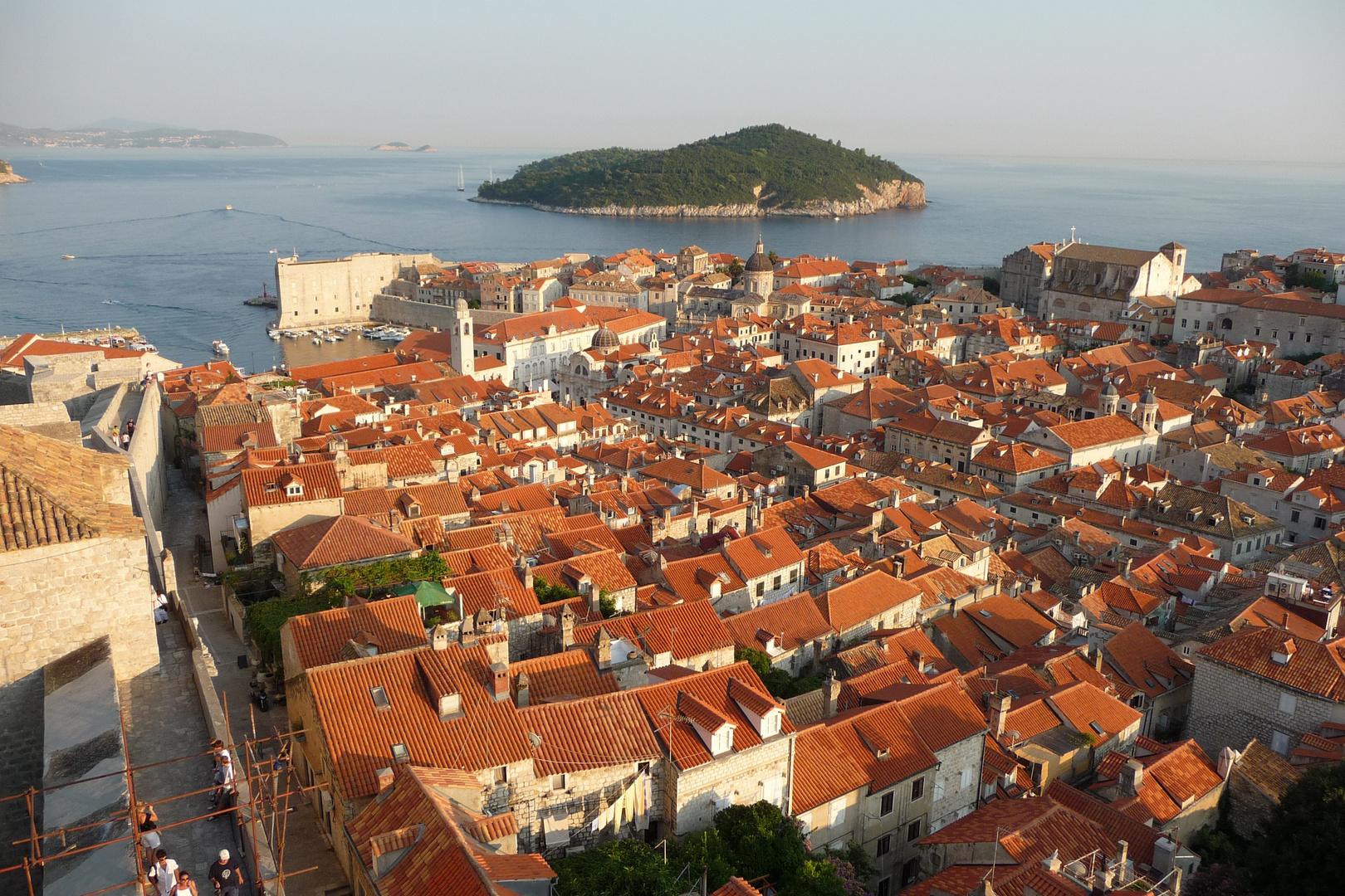 Olivia BERNARD   Dubrovnik, Croatie