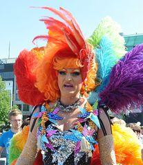Olivia Jones ist Königin von St.Pauli und wird wohl Dschungel-Königin