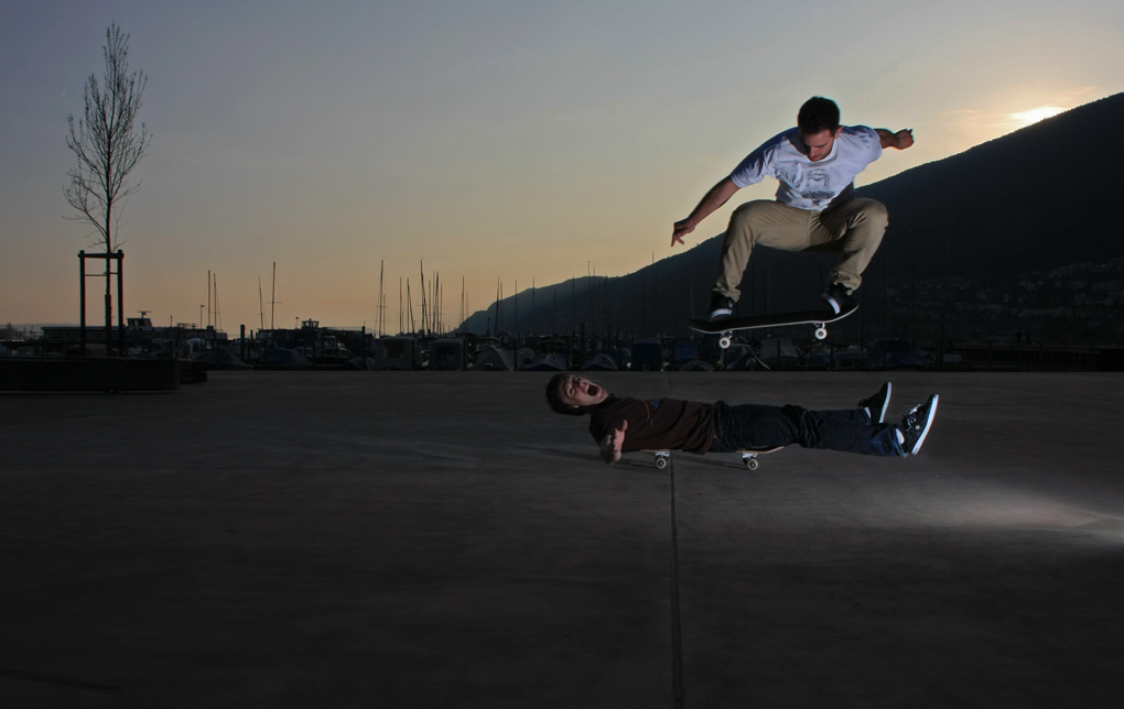ollie to pasci