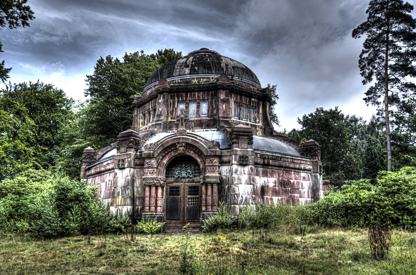 Olsdorfer Friedhof Hamburg
