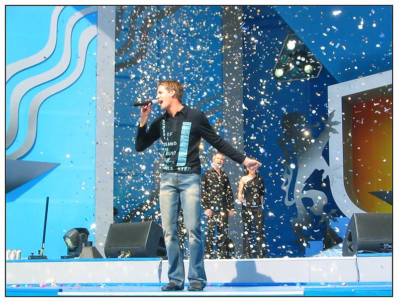 OLYMPIA 2012 in Leipzig