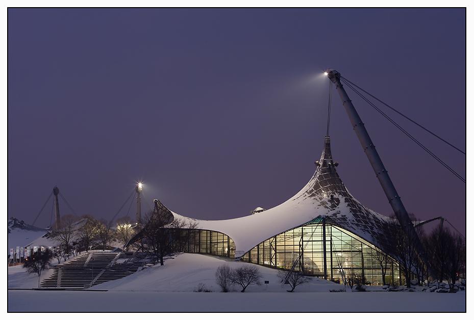 Olympia Schwimmhalle München