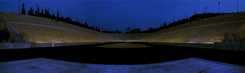 Olympia Stadion Athen
