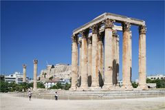 Olympia-Stätte der Antike