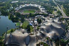 Olympiapark München....