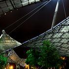 Olympiapark Munich At Night 1