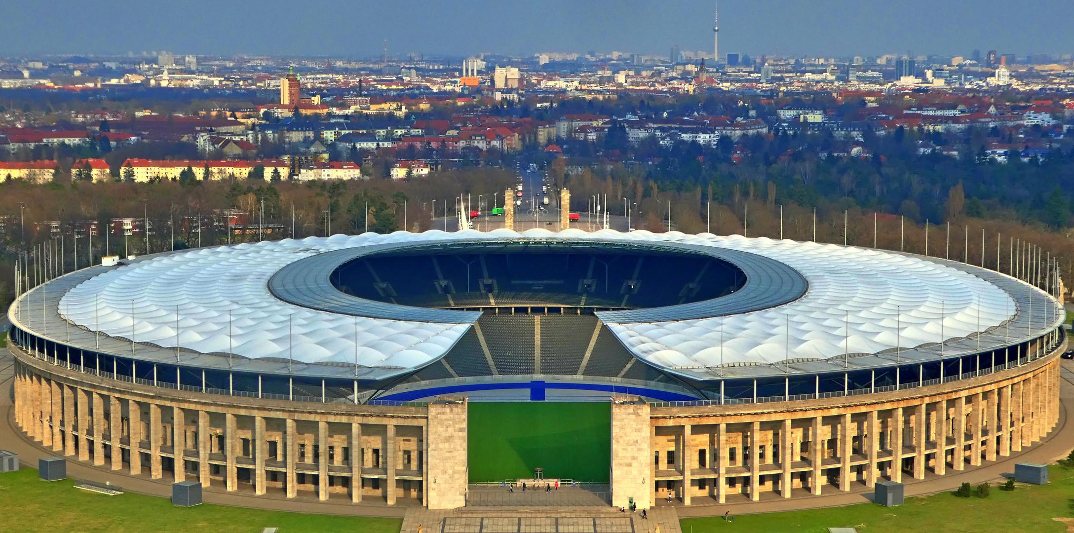 Berliner Olympia Stadion