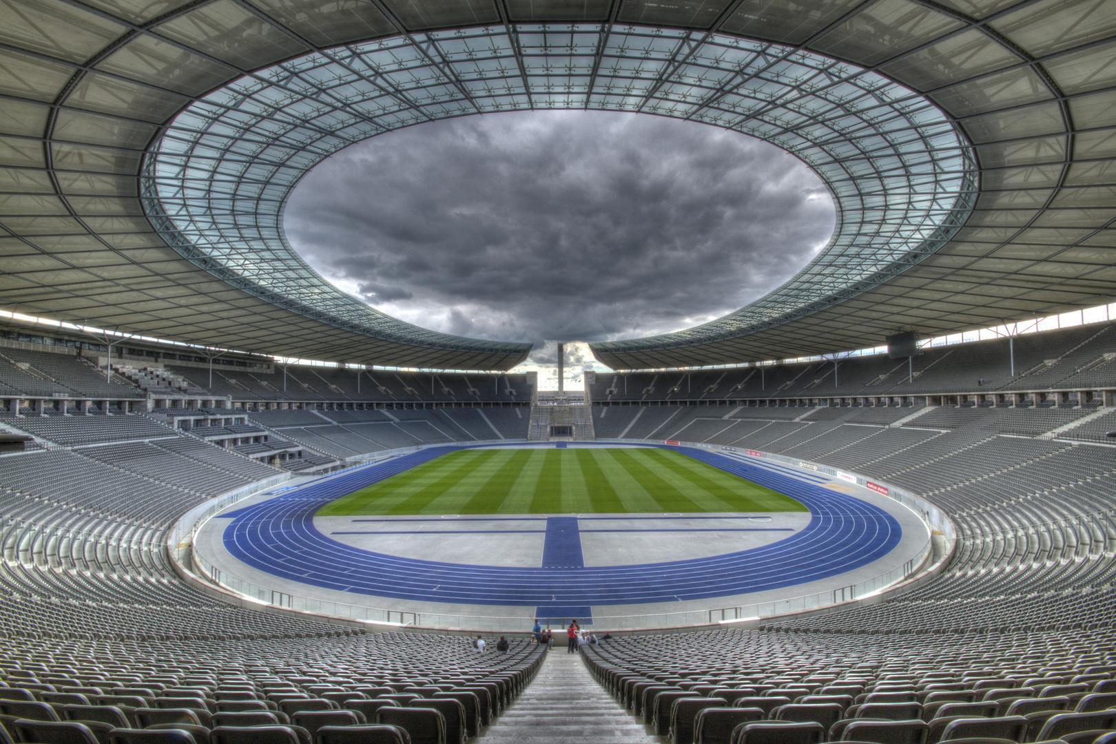 Olympiastadion Berlin | #8192