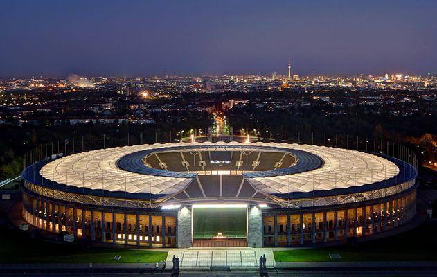 Bildergebnis für foto vom olympiastadion in berlin