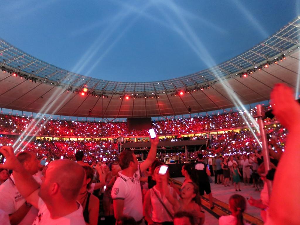 Olympiastadion Berlin Helene Fischer