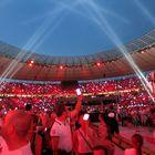 Olympiastadion Berlin, Helene Fischer Farbenspiel Stadiontour 2015