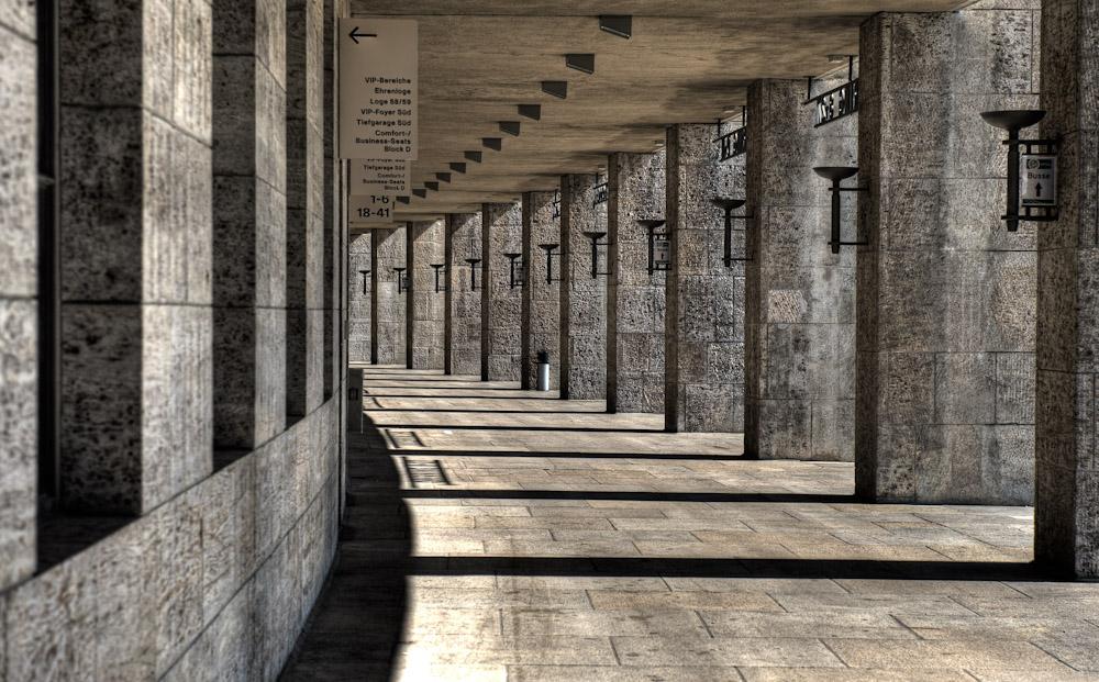 Olympiastadion Berlin - Unikate