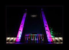 Olympiastadion - Eingang Südtor