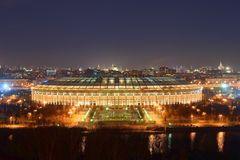 Olympiastadion Luschniki in Moskau
