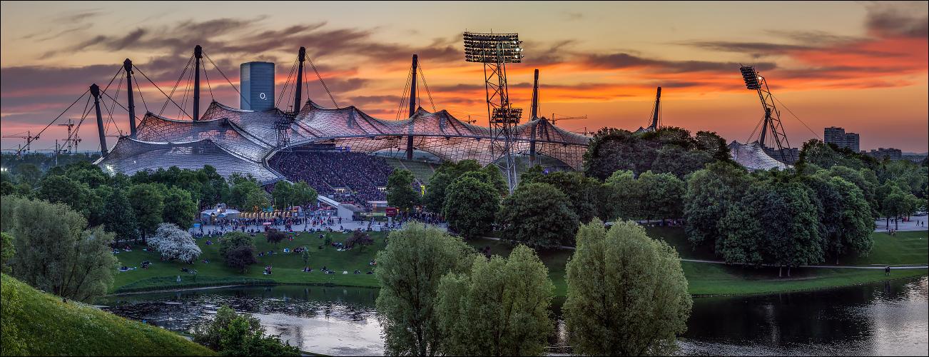 Olympiastadion - München