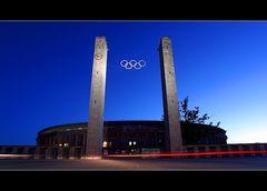 Olympiastadium - Endspielort Fußball-WM 2006