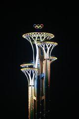 Olympiaturm - das Original
