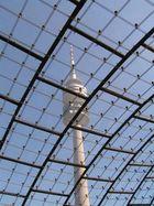 Olympiaturm zu München