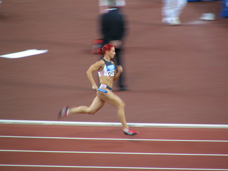 Olympic Games 2004 - 4x400 Metres GER