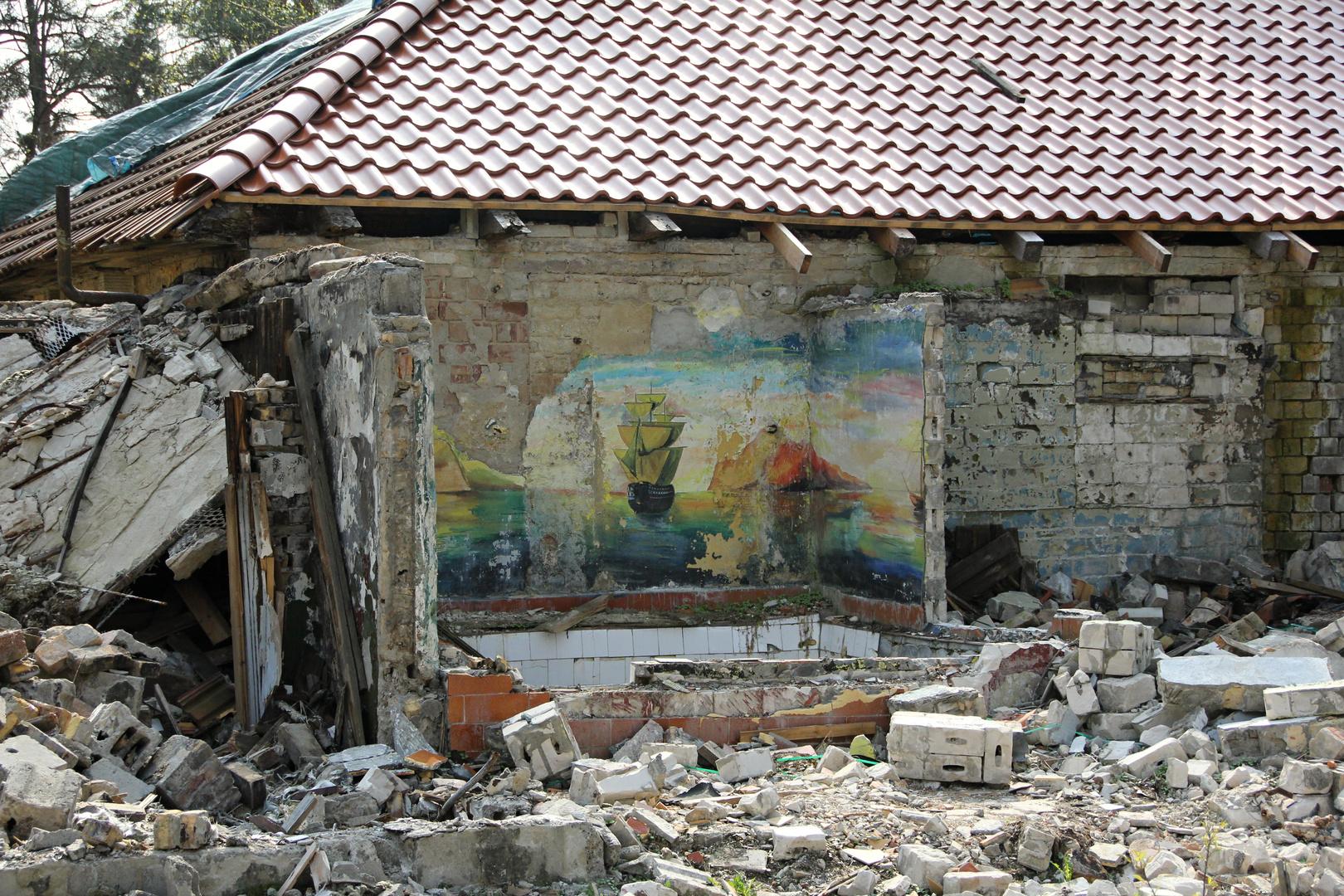 Olympisches Dorf 1936 II