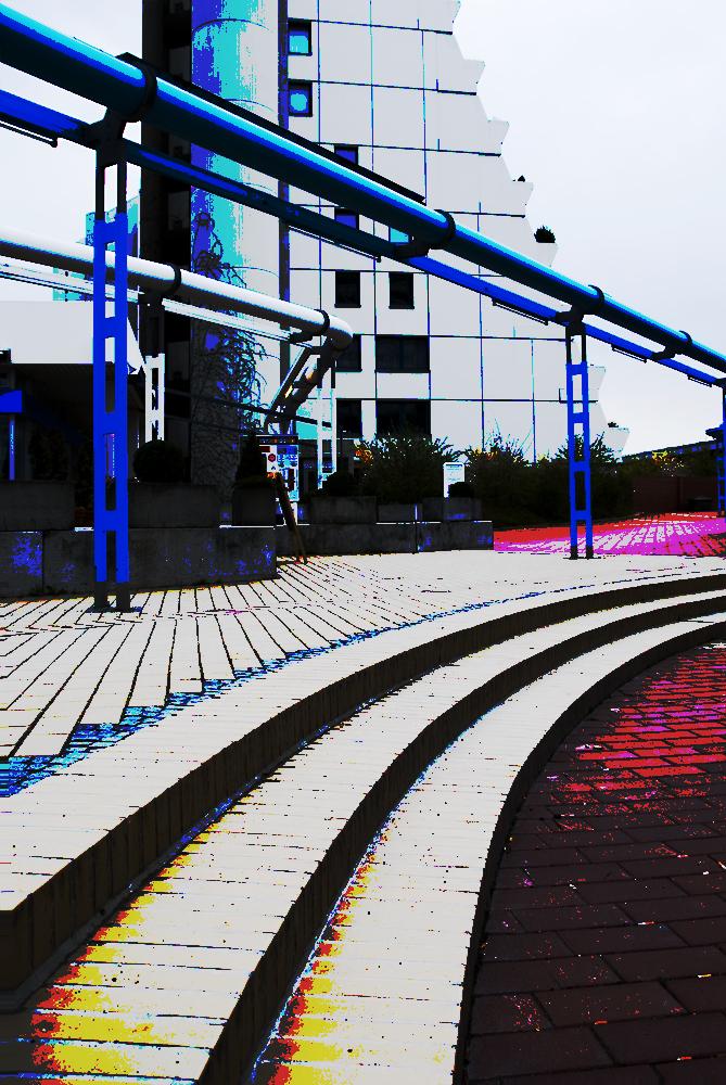 Olympisches Dorf München VI