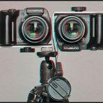 Olympus SP 500 UZ Doppel-Cam