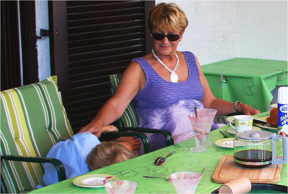 Oma ist die Beste :-)