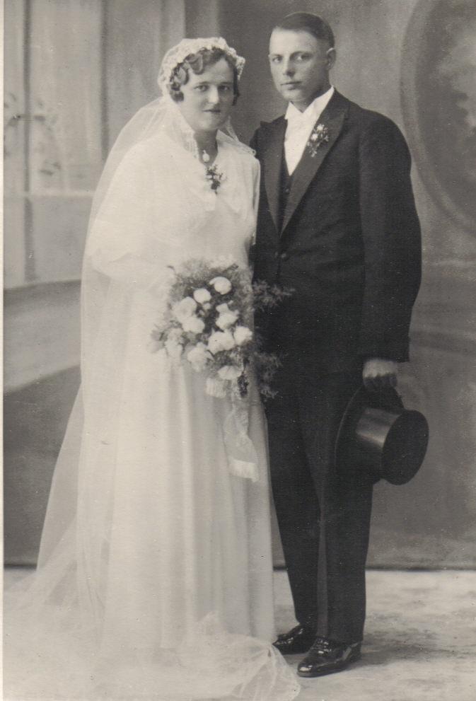 Oma und Opa, damals wars