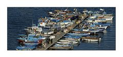 Omaggio ai pescatori di Mergellina