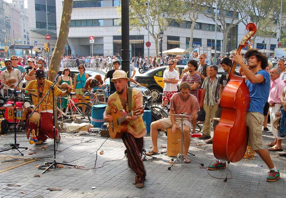 omaje a Barrio Candela