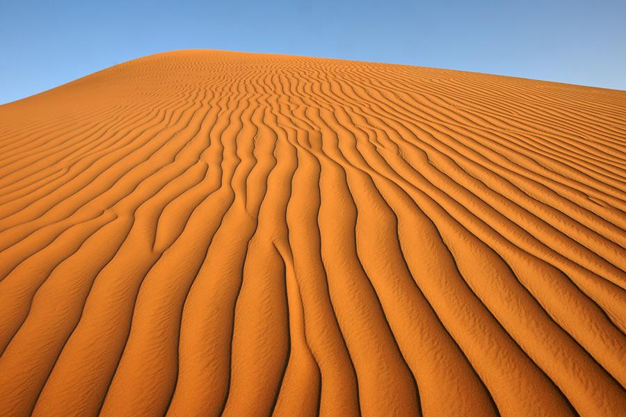 "Oman 2008 -7 Wüste ""Rub al-Khali"" - Kunstgalerie Natur"