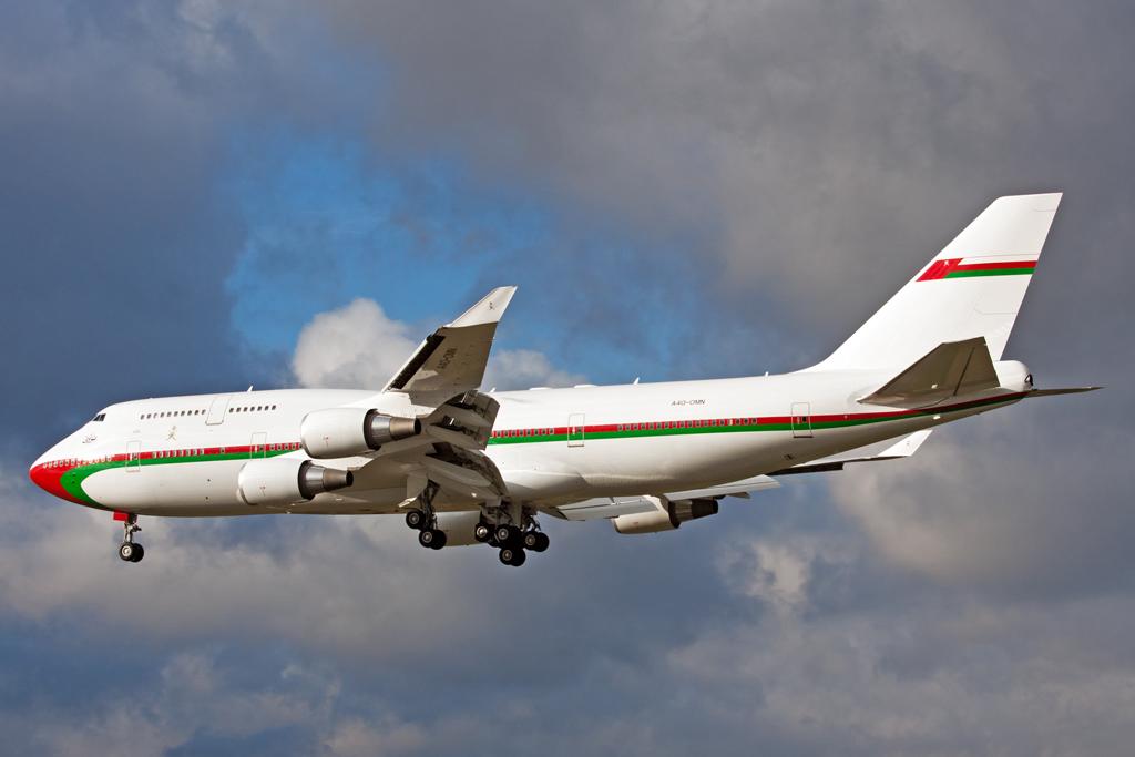 Oman Royal Flight