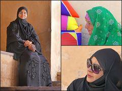 Omani Frauen