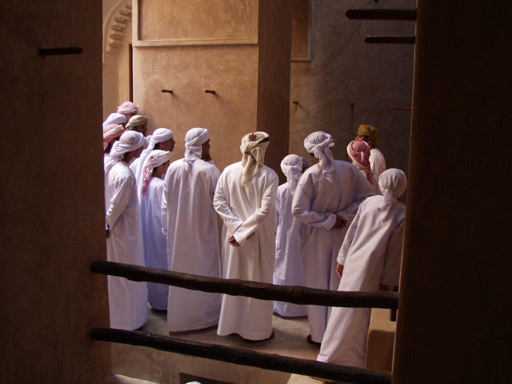 Omanis