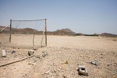 Omanis brauchen keinen Rasenplatz