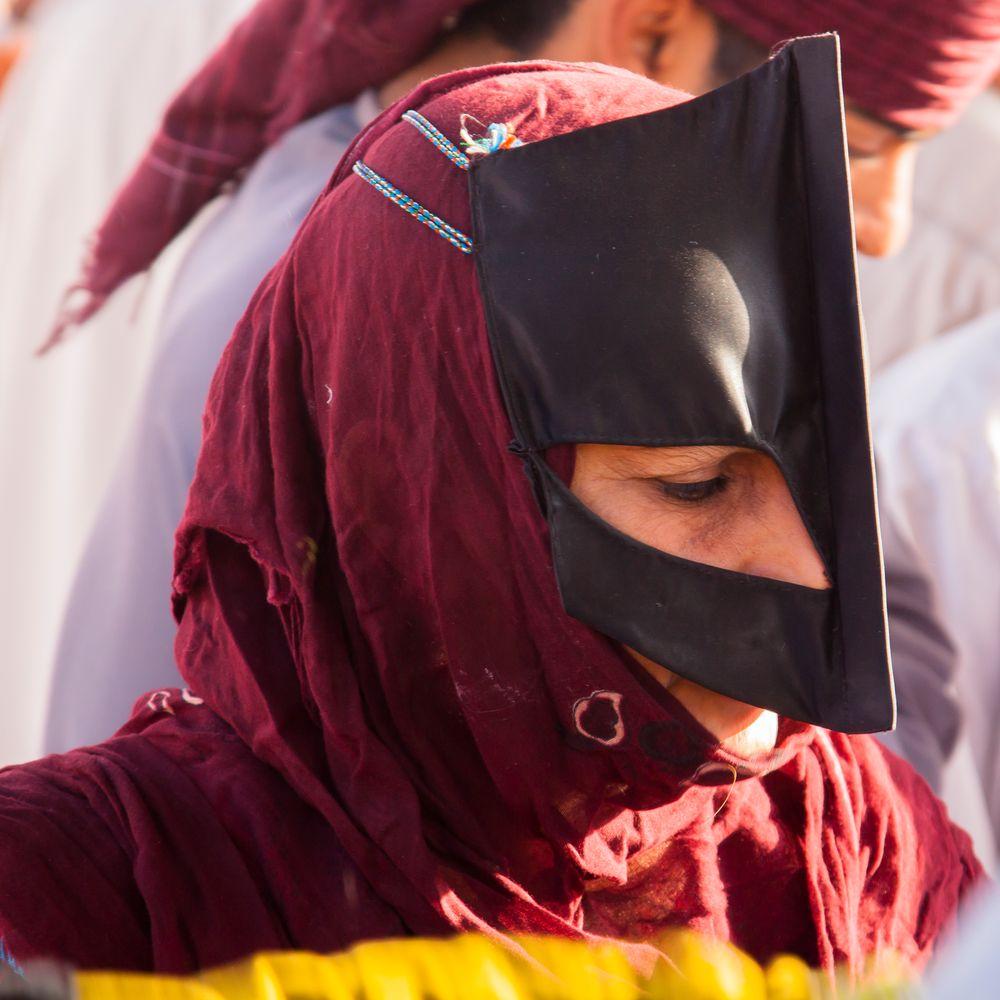omanische burqa