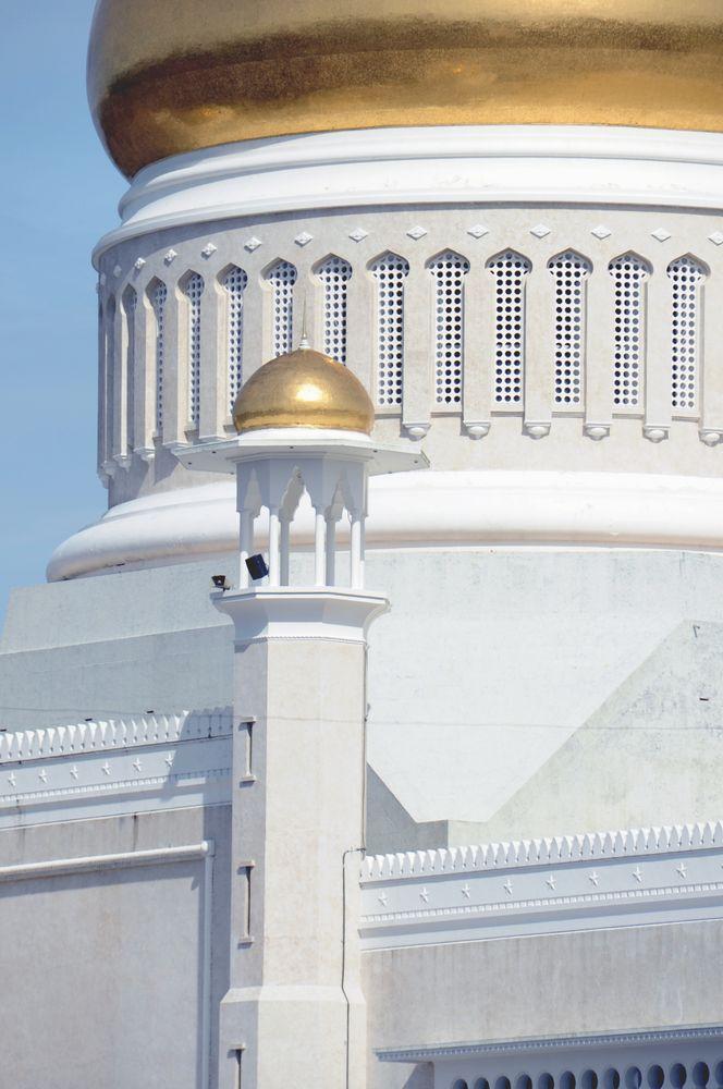 Omar Ali Saifuddin Moschee2