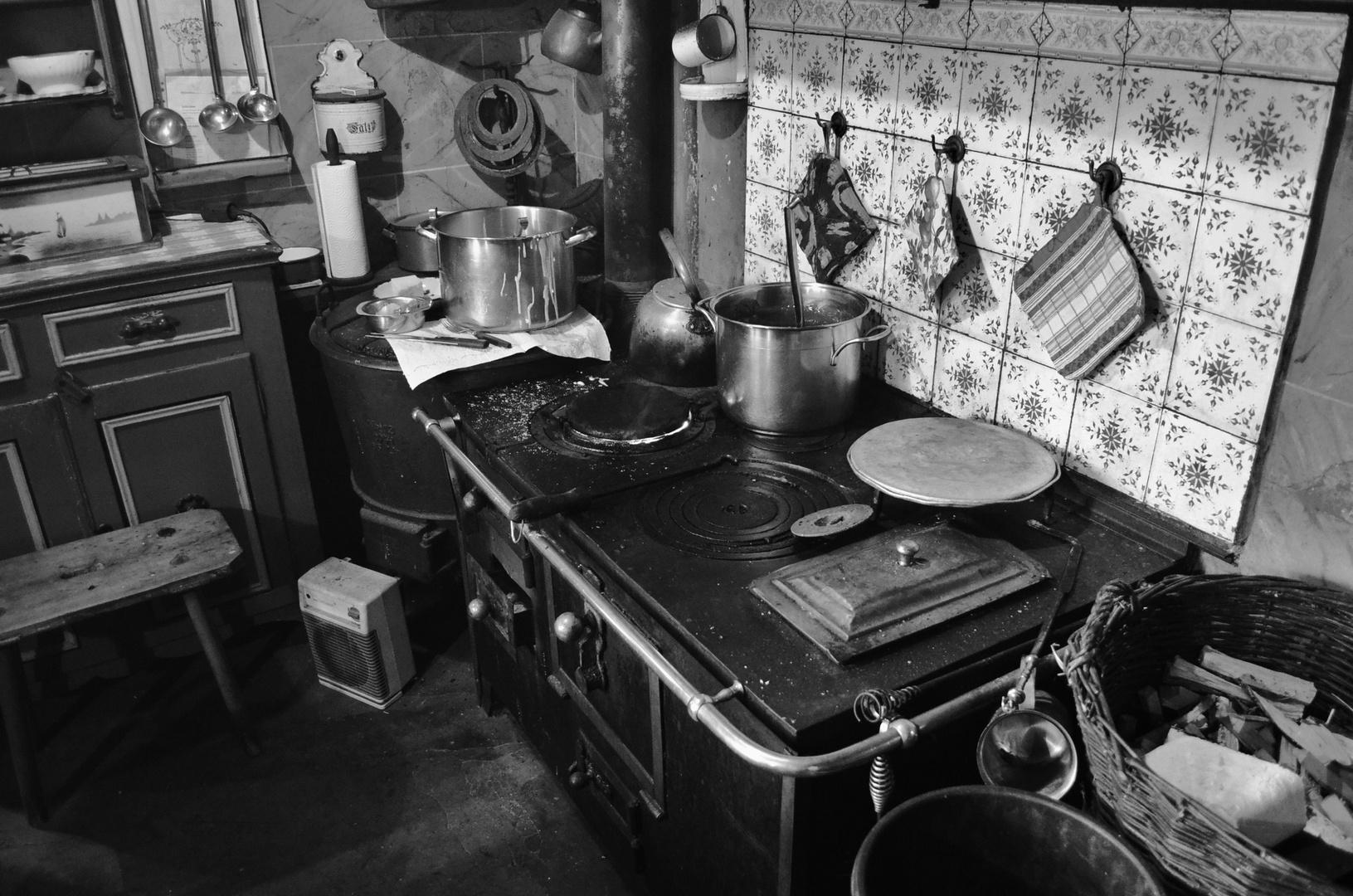 """ Omas Küche"" Foto & Bild"